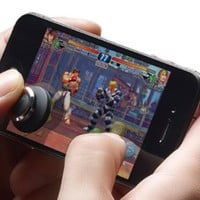 Brick Joystick 001 (Stick+Bend Type) for Smartphone Game - iPhone / iPad / iPod Touch / Galaxy series
