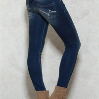Harlow Jegging Extended Tab Luxe Jeans