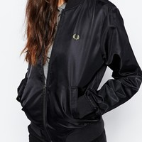 Fred Perry Hi Shine Bomber Jacket