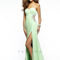Faviana 7307 at Prom Dress Shop