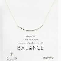 Women's Dogeared 'Balance' Necklace