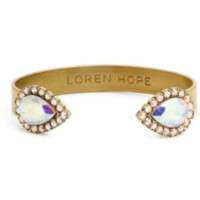 Loren Hope Small Sarra Cuff- Iridescent