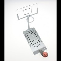 INFMETRY:: Desktop Mini Basketball Game - Funny - Toys