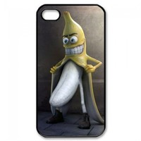 Evil banana iphone 4/4s case