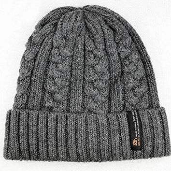 Best Crochet Ribbed Beanies Products On Wanelo