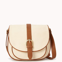 Staple Canvas Saddle Bag