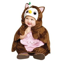 Infant Give A Hoot Baby Owl Costume - One Size (Up To 24 Months)