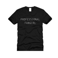 Professional Fangirl Tee