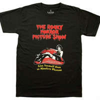 The Rocky Horror Picture Show  The Rocky Horror Show  musical comedy  Jim Sharman unisex tee.