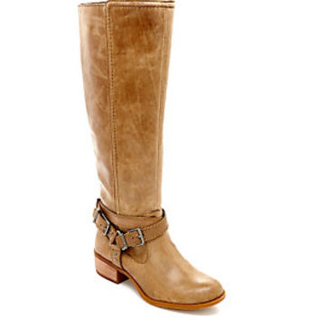 Gianni Bini Rizz Belted Riding Boots | Dillard's Mobile