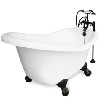 Shop American Bath Factory Ascot White From