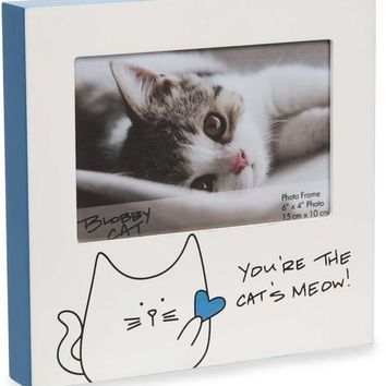 You're the cat's meow Photo Frame