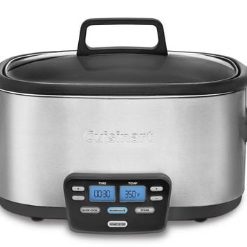 3-in-1 Cook Central Multicooker, Slow Cookers & Pressure Cookers