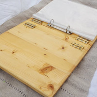 Document holder-wood folder-WOODEN FILE HOLDER-office supplies
