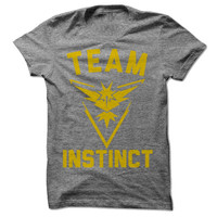 Team Instinct - Pokémon Go