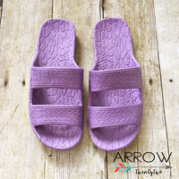 Lilac Jandals