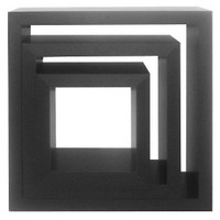 Wall Cube Set of 3