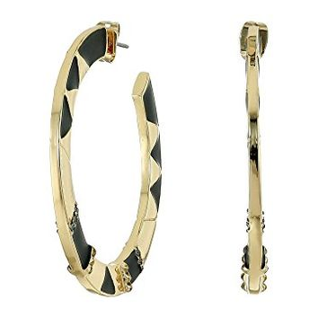 House of Harlow 1960 Nelli Hoop Earrings