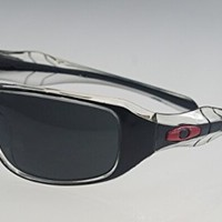 Musicstorex(TM) New Black - Red Outdoor Sports Sunglasses fit men and women