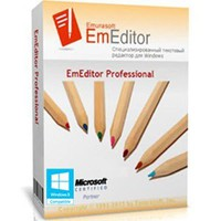 EmEditor Professional 17.5.0 Crack + Serial Key Download