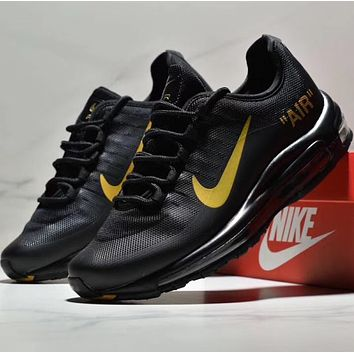NIKE M  AIR MAX 97 Bullet full palm air-cushioned running shoes