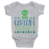 Captain Adorable Onesuit