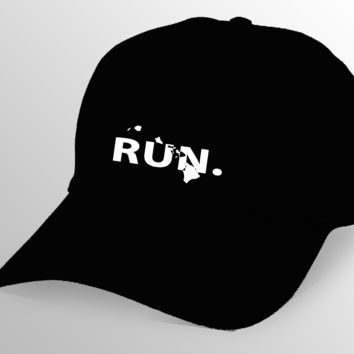 Hawaii RUN. Cap