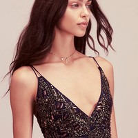 Free People Cassiopia Mini Dress