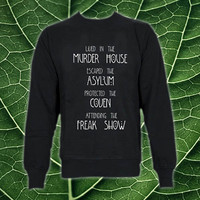 American Horror Story Four Seasons Sweatshirt