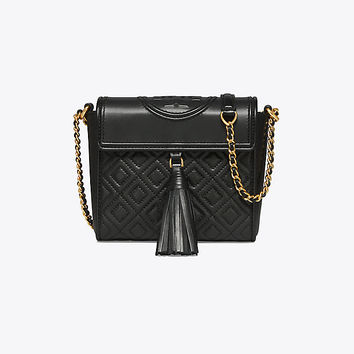 Tory Burch Fleming Convertible Box Cross-body
