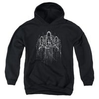 Lord Of The Rings - The Nine Youth Pull Over Hoodie
