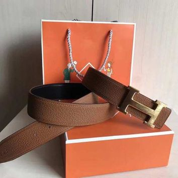 Hermes Mens Belt