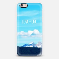 Love Life iPhone 6s case by Robin | Casetify