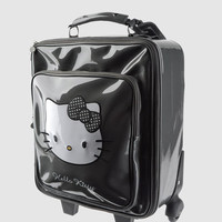 HELLO KITTY SANRIO by CAMOMILLA Women - Luggage - Wheeled luggage HELLO KITTY SANRIO by CAMOMILLA on YOOX United States