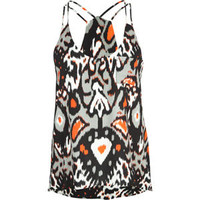 FULL TILT Essential Double Strap Womens Tank 195370568 | Essentials | Tillys.com