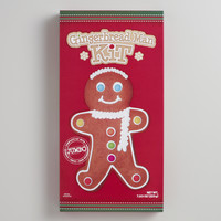 DO-IT-YOURSELF GINGERBREAD MAN KIT