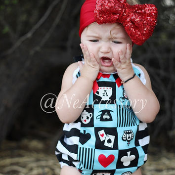 Sparkle Bow Headband, Big Child Bow Headband, Toddler Accessories, Red Sparkle Headband, New Born- Adult