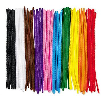 Nova Lite Premium Assorted Color Pipe Cleaners