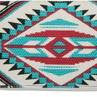BILLABONG VIEW OF LUV ZIP AROUND WALLET | Swell.com