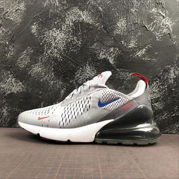d7ef525421e Nike Air Max 270 Mixes Wolf Grey With Game Royal And University