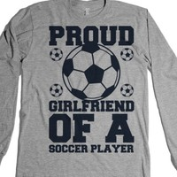Heather Grey T-Shirt | Cute Soccer Shirts