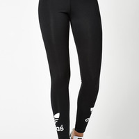 adidas Trefoil Logo Leggings at PacSun.com