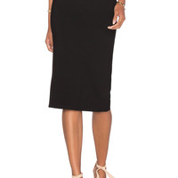 LPA Skirt 29 in Black | REVOLVE