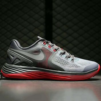 Nike Lunarglide Fashion Casual Women Men Knit Running Sport Shoes Sneakers G-A0-HXYDXPF