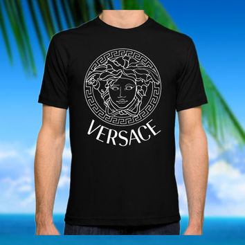 Versace Logo - Design Clothing T-shirt