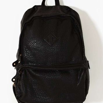 Bad Kids Vegan Leather Backpack