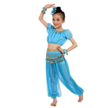 Adorable Handmade Dance Costumes - Belly Dancing Egypt/India - Play dress-up
