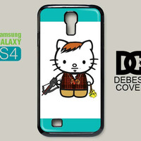 Hello Kitty Daryl Dixon Samsung Galaxy S4 i9500 Case