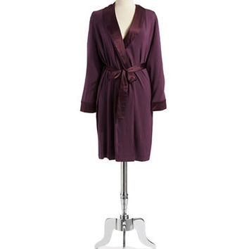 Lord & Taylor Shawl Collar Robe