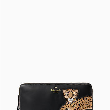 run wild leopard applique lacey | Kate Spade New York